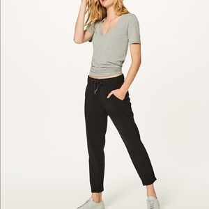 Lululemon On The Fly Pant *Woven